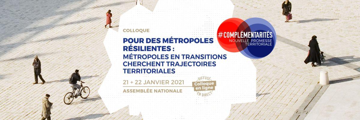Intervention de Nadine Levratto au colloque Pour des métropoles résilientes : métropoles en transitions cherchent trajectoires métropolitaines